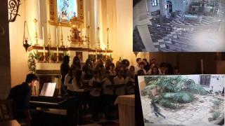 Χανιά: Έκλεψε κιθάρα αξίας 600 ευρώ από εκκλησία (vid)