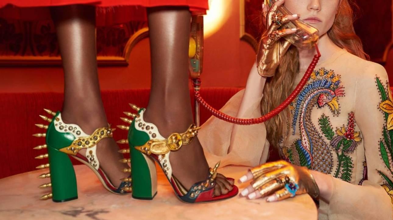 Η Gucci διαψεύδει ότι πρόσφερε 56 εκατ. ευρώ για την πασαρέλα στην Ακρόπολη