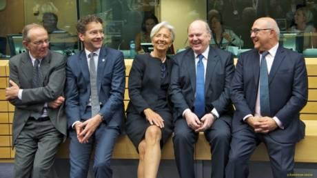 Κλίμα «όλοι εναντίον όλων» πριν από το Eurogroup
