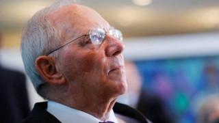 Ο Σόιμπλε και ο «τσαρος» της οικονομίας των ΗΠΑ συμφώνησαν να συνεργαστούν