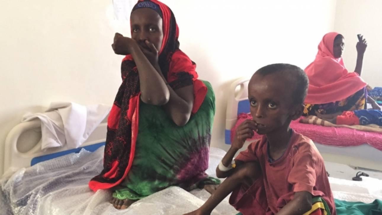 ΟΗΕ: 20 εκατ. άνθρωποι κινδυνεύουν να λιμοκτονήσουν