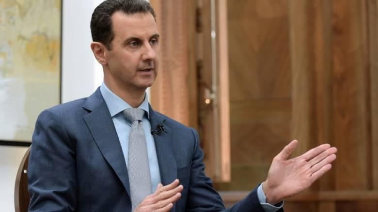 Άσαντ: Το αντιμεταναστευτικό διάταγμα Τραμπ στρέφεται κατά των τρομοκρατών
