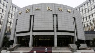Ρευστότητα 100 δισ. γιουάν διοχέτευσε στην αγορά η κεντρική τράπεζα της Κίνας