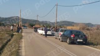 Πύργος: Όχημα παρέσυρε και σκότωσε γυναίκα (pics)
