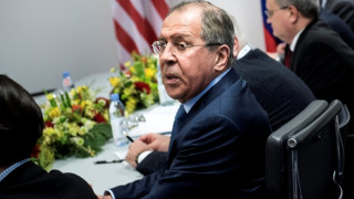 Λαβρόφ για ΗΠΑ: Η Ρωσία δεν παρεμβαίνει σε εσωτερικές υποθέσεις