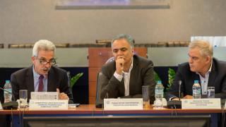 Ο Σκουρλέτης στο CNN Greece για το ενδεχόμενο εκλογών και δημοψηφίσματος
