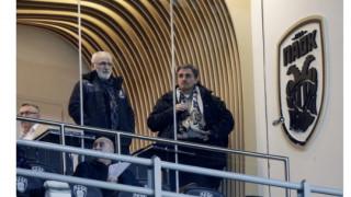 O Κωνσταντινόπουλος «δίνει» τον Τσακαλώτο.... για την εμφάνιση στην Τούμπα