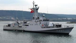 Νέα τουρκική πρόκληση- Τουρκικό πολεμικό πλοίο κάνει βολές στο Φαρμακονήσι