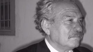 Ο θρήνος της Arte Povera: Πέθανε ο Γιάννης Κουνέλης