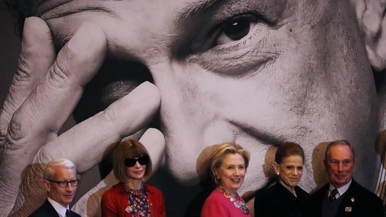 Η Χίλαρι Κλίντον για τον μετανάστη Όσκαρ ντε λα Ρέντα