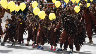 Απόκριες 2017: Περισσότερα από 10.000 παιδιά θα κλείσουν το καρναβάλι στην Πάτρα