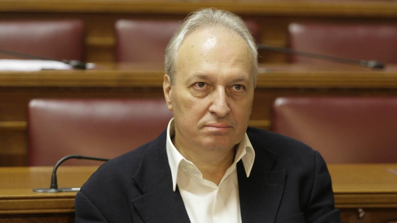 Πέθανε ξαφνικά ο βουλευτής της ΝΔ Ευάγγελος Μπασιάκος