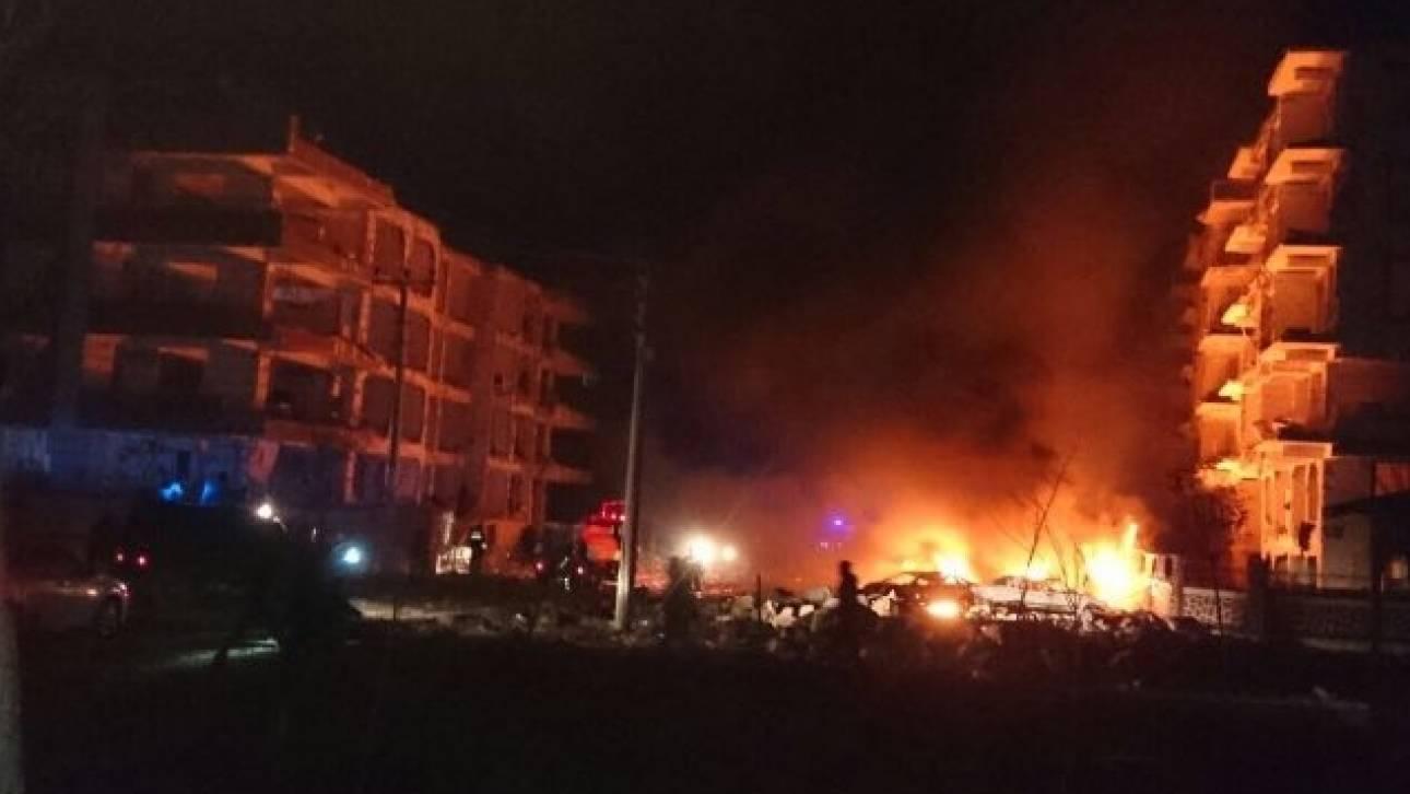 Έκρηξη στην Τουρκία