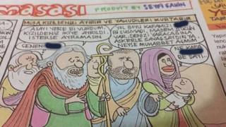 Τουρκία: Έκλεισε σατιρικό περιοδικό που δημοσίευσε γελοιογραφία του Μωυσή