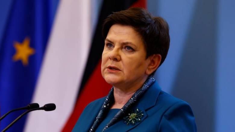 Εξιτήριο για την πρωθυπουργό της Πολωνίας μετά το ατύχημα