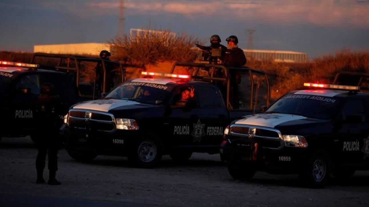 Μεξικό: Μεγάλη επιχείρηση για τη σύλληψη ηγέτη του καρτέλ του Κόλπου