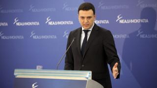 Β. Κικίλιας: Η χώρα αφήνεται να σαπίσει από την κυβέρνηση ΣΥΡΙΖΑ-ΑΝΕΛ