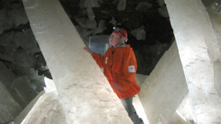 Ορυχείο Naica: μια υπόγεια σπηλιά με τεράστιους κρυστάλλους