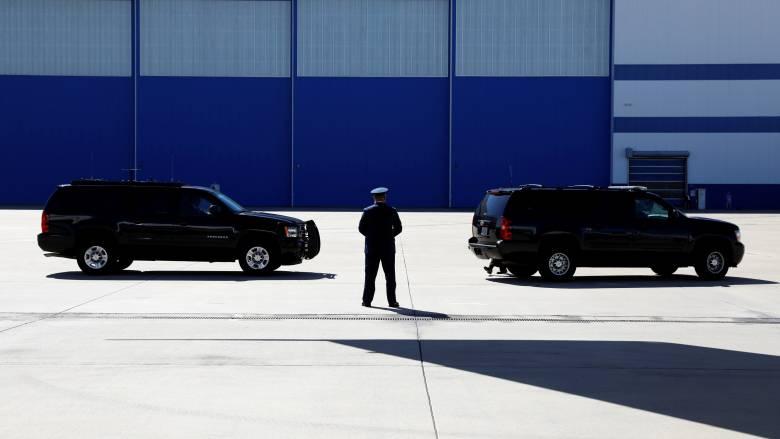 ΗΠΑ: Οι μυστικές υπηρεσίες ερευνούν την επίθεση στην αυτοκινητοπομπή του Τραμπ