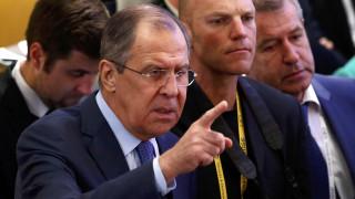 Ουκρανία: Συμφωνία για κατάπαυση του πυρός ανακοίνωσε ο Λαβρόφ