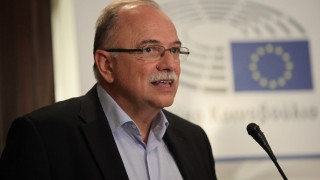 Παπαδημούλης: Όποιος μιλά για Grexit βλάπτει το σύνολο της Ευρωζώνης