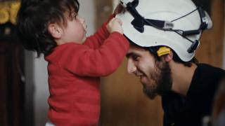 Όσκαρ 2017: τα «Λευκά Κράνη» της Συρίας στο Λος Άντζελες