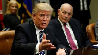 ΗΠΑ: «Σαφώς βελτιωμένο το νέο διάταγμα για το μεταναστευτικό»