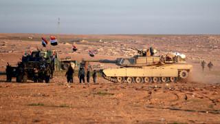 Ιράκ: Επιχείρηση ανακατάληψης της δυτικής Μοσούλης