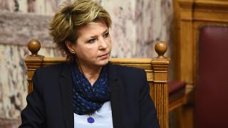 Γεροβασίλη: Ο Μητσοτάκης εμφανίστηκε ως εν αναμονή πρωθυπουργός στο Βερολίνο