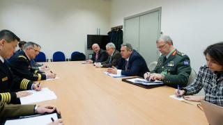Μόναχο: Έλεγχο του θαλάσσιου χώρου της ΝΑ Ευρώπης ζήτησε ο Π. Καμμένος