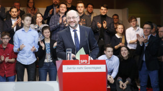 Το προφίλ του Μάρτιν Σουλτς «εκτοξεύει» τo SPD