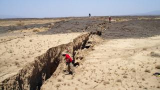 Γιατί η Αφρική κινδυνεύει σε εκατομμύρια χρόνια από σήμερα να χωριστεί στα δύο (pics)