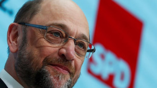Το SPD του Σουλτς μπροστά από το CDU της Μέρκελ για πρώτη φορά από το 2006