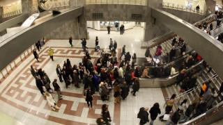Μετρό: Κανονικά θα λειτουργήσει τη Δευτέρα ο σταθμός «Σύνταγμα»