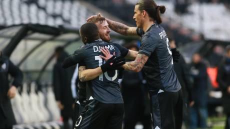 Super League: Eπιστροφή στις νίκες ο ΠΑΟΚ, «βλέπει Ευρώπη» και ο Πλατανιάς