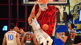 NBA: Tο βίντεο με τα «καλύτερα» του Αντετοκούνμπο στο All Star Game