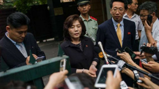Υπό την υπαρχηγό του Κιμ Γιονγκ Ουν βορειοκορεάτικη αντιπροσωπεία στις ΗΠΑ;