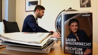 Φάμπιο Ντε Μάσι: Ο Σόιμπλε δεν λέει στους Γερμανούς την αλήθεια για την Ελλάδα
