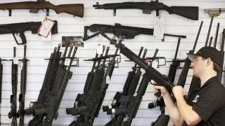 Οι πωλήσεις όπλων εκτοξεύτηκαν στα επίπεδα της εποχής του Ψυχρού Πολέμου
