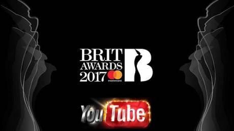 ΒRIT Awards + YouTube: H ισχύς εν τη ενώσει