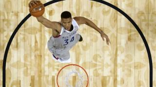 NBA: Αντετοκούνμπο και Ντέιβις σε slow motion στο All Star Game (vid)