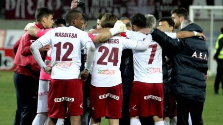 Super League: νίκη της ΑΕΛ επί του Λεβαδειακού στην μάχη σωτηρίας