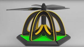 Φοιτήτρια σχεδίασε μέλισσα drone