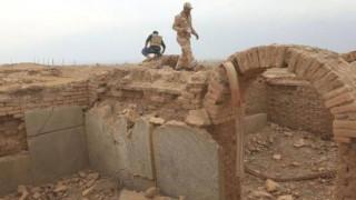 Εκπαίδευση ιρακινών αρχαιολόγων στο Βρετανικό Μουσείο για τη διάσωση της κληρονομιάς τους