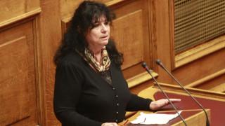 Επίκαιρη ερώτηση από την Άννα Βαγενά για τα αποτεφρωτήρια