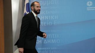 Δ. Τζανακόπουλος: Είναι ώρα η Γερμανία να βαδίσει στον δρόμο του ρεαλισμού