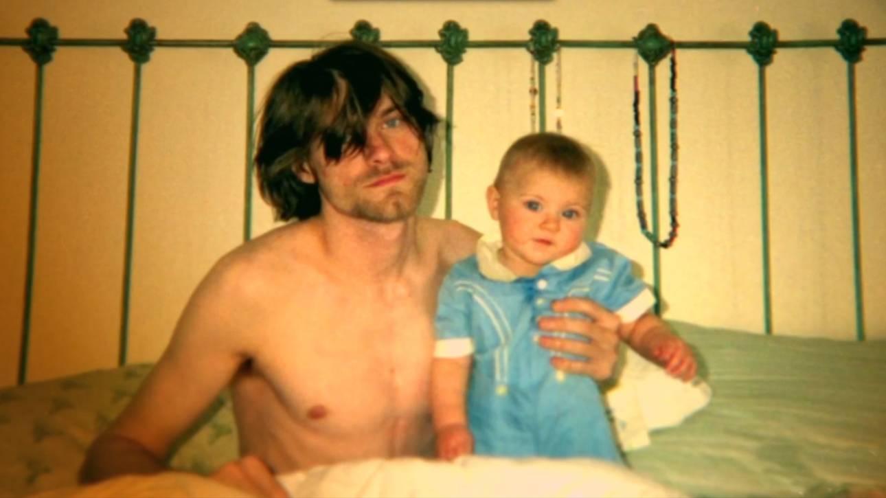 «Σε ευχαριστώ για το δώρο της ζωής»: Η κόρη του Κομπέιν για τα 50α γενέθλια του
