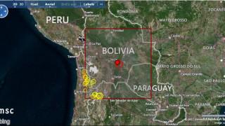 Ισχυρός σεισμός στην Βολιβία