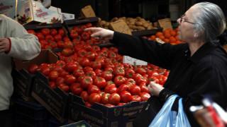 Κατασχέθηκαν έξι τόνοι ντομάτας με υπολείμματα εντομοκτόνου