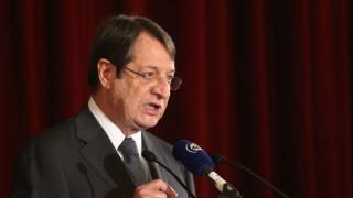 Έξαλλος ο Αναστασιάδης με τον Ακκιντζί: «Η υπομονή έχει όρια»